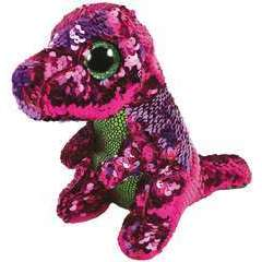 Flippables Small - Stompy le Dinosaure - 15cm