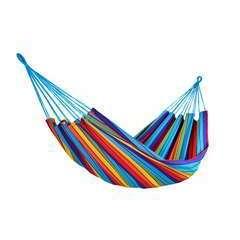 Hamac traditionnel Kocon multicolore