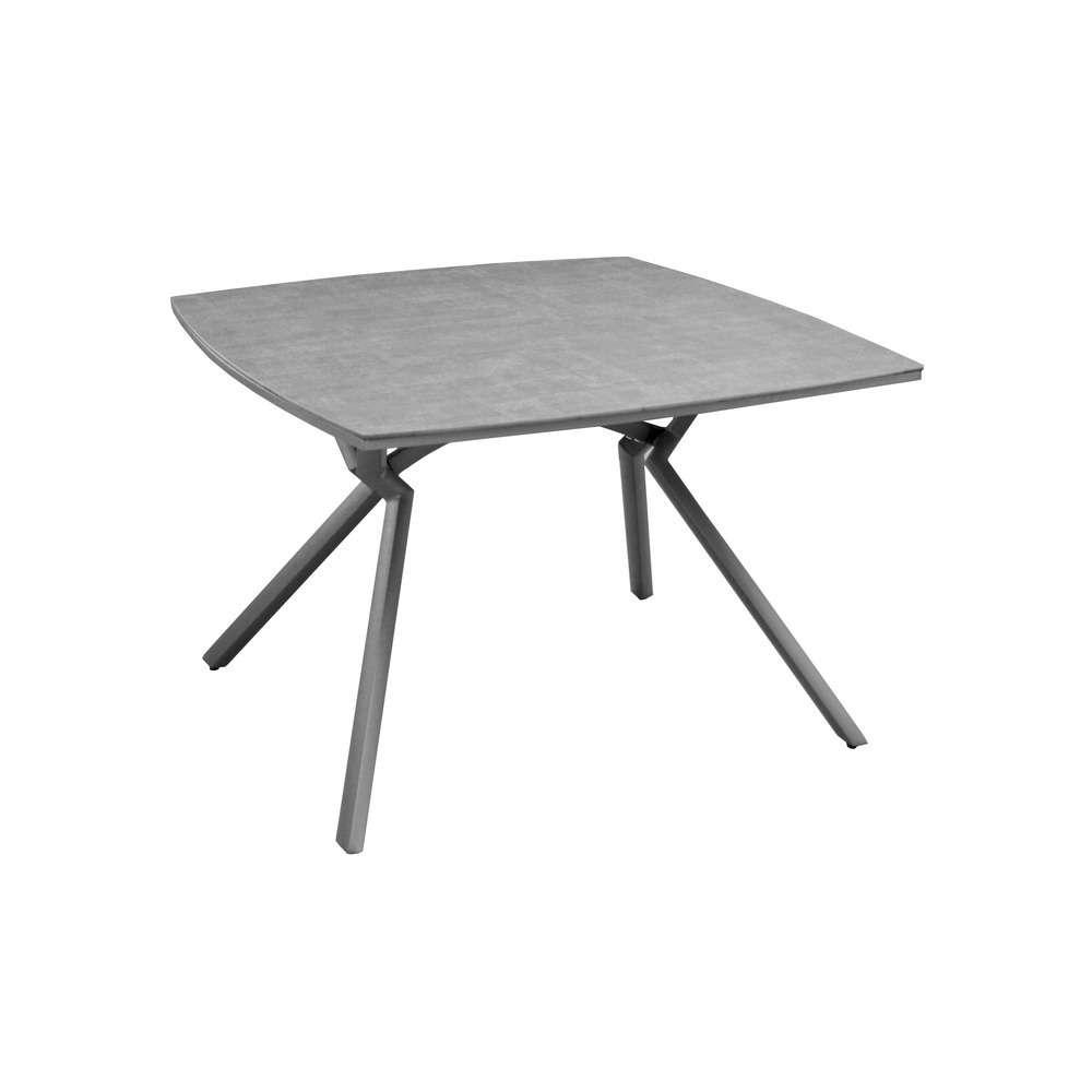 Table Loane 110x110 Taupe Luna