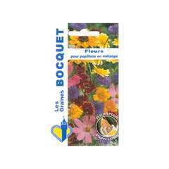 Fleurs pour papillons en mélange