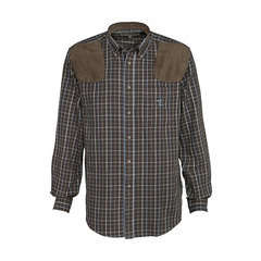 Chemise Chasse sologne marron - taille M