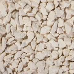 Gravillons calcaire Ocre/blanc 10/14 150 Kg