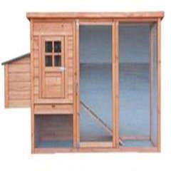 Poulailler standard 1.5 m2