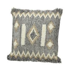 Coussin de sol en laine 45x45cm - 2 modèles possibles