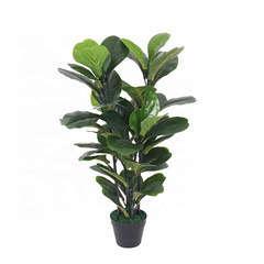 Plante artificielle  feuille de vilon hauteur 120 cm