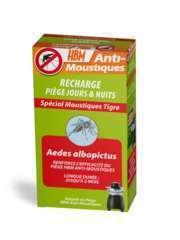 Recharge piège anti-moustique-tigre Equinox