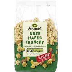Crunchy bio aux noisettes 375G