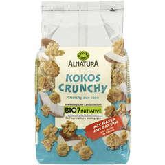 Crunchy bio aux coco