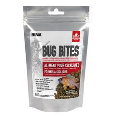 Granulé bug bites cichlides T.M/L 100g