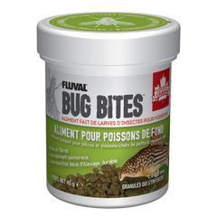 Granulés bug bites poissons T.S/M 45g