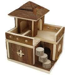 Maison duplex hamster/souris