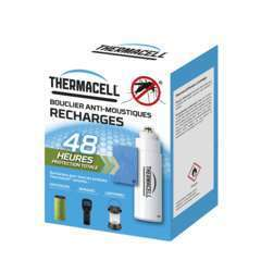 Recharge 48 h anti-moustiques - Thermacell