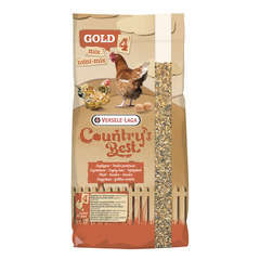 Aliment country's best gold 4 mix 20kg