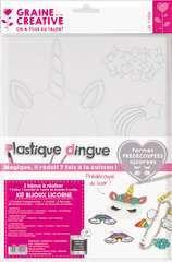 Kit bijoux licorne plastique dingue