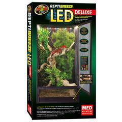 Terrarium grillagé  ReptiBreeze LED deluxe T.m