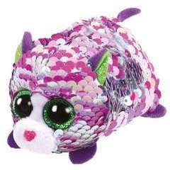 Teeny Ty Sequins - Lilac le Chat - 8 cm