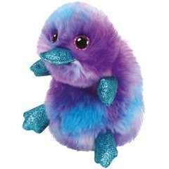 Beanie Boo's Small - Zappy l'Ornithorynque - 15 cm
