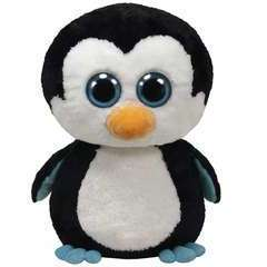Beanie Boo's large - Waddles le Pingouin - 41cm