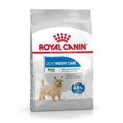 Croquette chien mini light weight care - 3kg