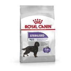 Croquette chien maxi sterilised - 9kg