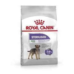 Croquette chien mini sterilised - 8kg
