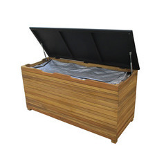 Coffre de rangement avec sac imperméable 110x52,5x62cm