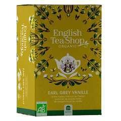 Thé English Tea shop  Earl Grey Vanille Boîte 20 sachets