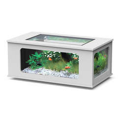 Aquatable 130x75 cm blanc