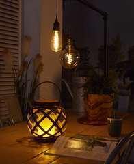 Ampoule suspendue Pulse 7,5x7,5 H.16,2CM  à piles