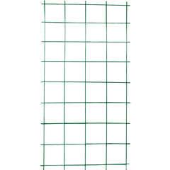 Treillis métal carré 75x150cm vert