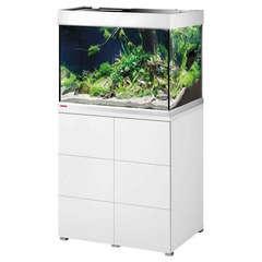 Aquarium Proxima ClassicLED 175L avec Meuble - Blanc