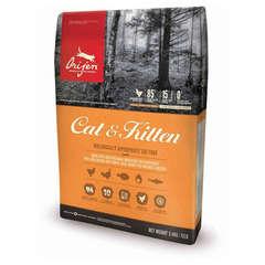 Croquettes chat Orijen Cat & Kitten  5,4 Kg