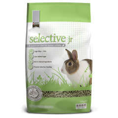 Aliments Selective pour Lapin Junior - 10Kg