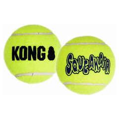 Jouets Balle Squeakair Ball XS pour Chiens - x3