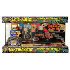 Kit Terrarium ReptiHabitat pour Gecko