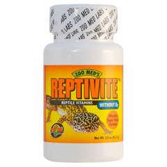 Vitamine Reptivite sans D3 pour Reptiles - 56,7g