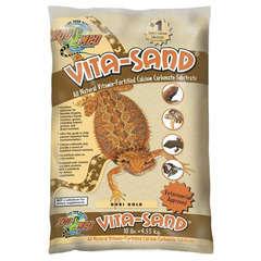 Sable Vita-Sand Gobi Gold pour Reptiles - 4,5Kg