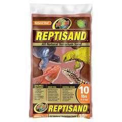 Sable Reptisand Naturel Rouge pour Reptiles - 4,5Kg