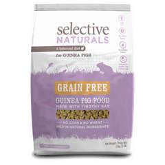 Selective Naturals Grain Free pour Cochon d'Inde - 1,5Kg