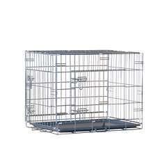 Cage pliable metal antik 107