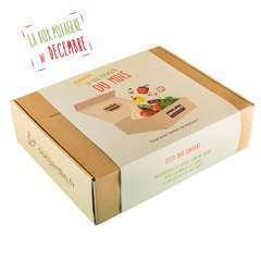 Box potagère de Décembre - Graines