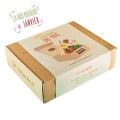 Box potagère de Janvier - Graines