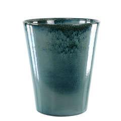 Pot Sydney blue wawe D.37 x H.44 cm