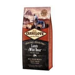 Carnilove Adult -  Agneau & Sanglier Sauvage Sac 12 Kg