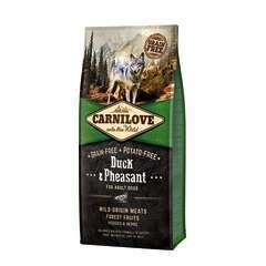 Carnilove Adult -  Canard & Faisan Sac 12 Kg