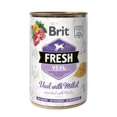 Brit Fresh veau avec Millet pour chien 400g