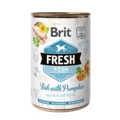 Brit Fresh poisson avec citrouille pour chien 400g