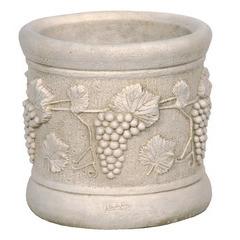 Vase tonneau raisin MM ton vieilli