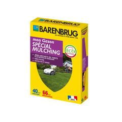 Gazon spécial mulching  bte 1 kg Label Pelouse Eco Durable