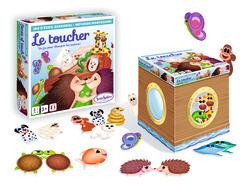 Jeu sensoriel 'Le Toucher'